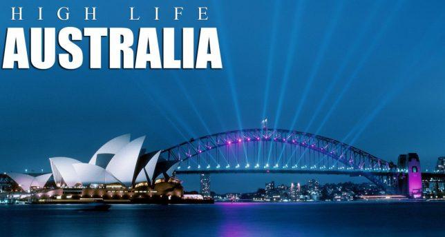 Life at Australia
