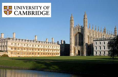 University of Cambridge UK