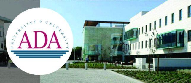 UG Scholarship 2020@ ADA University, Azerbaijan
